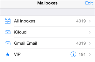 Setting up and Using Mail in iOS 8