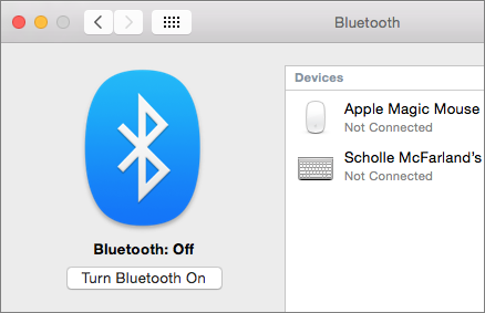 Move Easily between Devices with Handoff