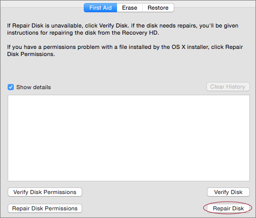 Get Help from OS X Recovery