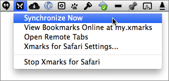Sync Browser Bookmarks across Devices