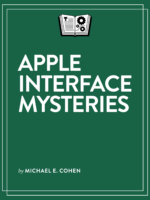 Apple Interface Mysteries 1.0 cover