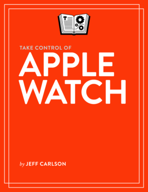 Take Control of Apple Watch cover
