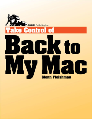 Take Control of Back to My Mac