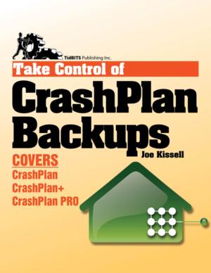 Take Control of CrashPlan Backups