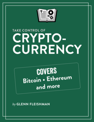 Take Control of Cryptocurrency cover