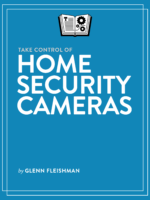Take Control of Home Security Cameras cover