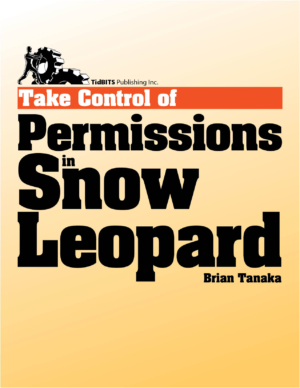 Take Control of Permissions in Snow Leopard