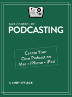 Take Control of Podcasting cover