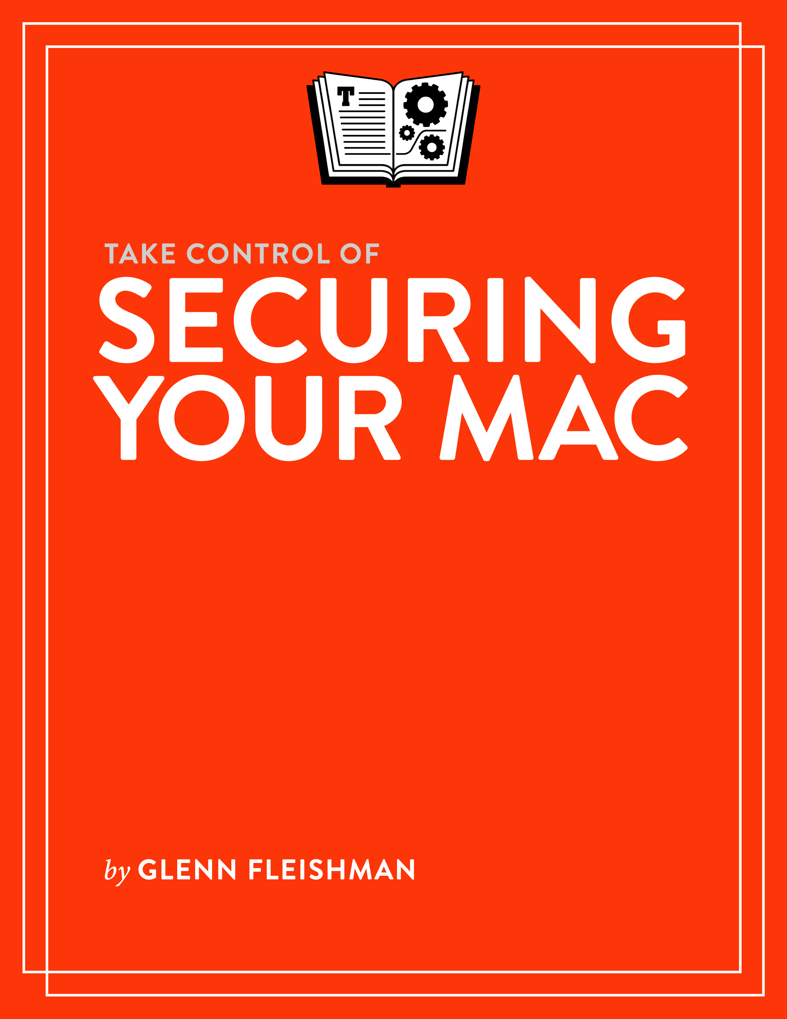 Take Control of Securing Your Mac cover