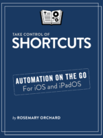 Take Control of Shortcuts cover