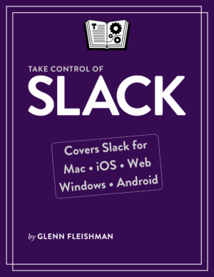 Take Control of Slack