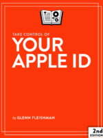 Take Control of Your Apple ID cover