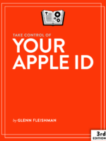 Take Control of Your Apple ID 3.0 cover