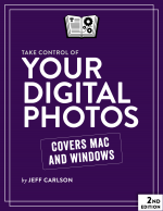 Take Control of Your Digital Photos 2.0 Cover