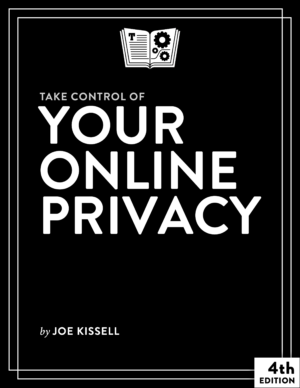 Take Control of Your Online Privacy 1