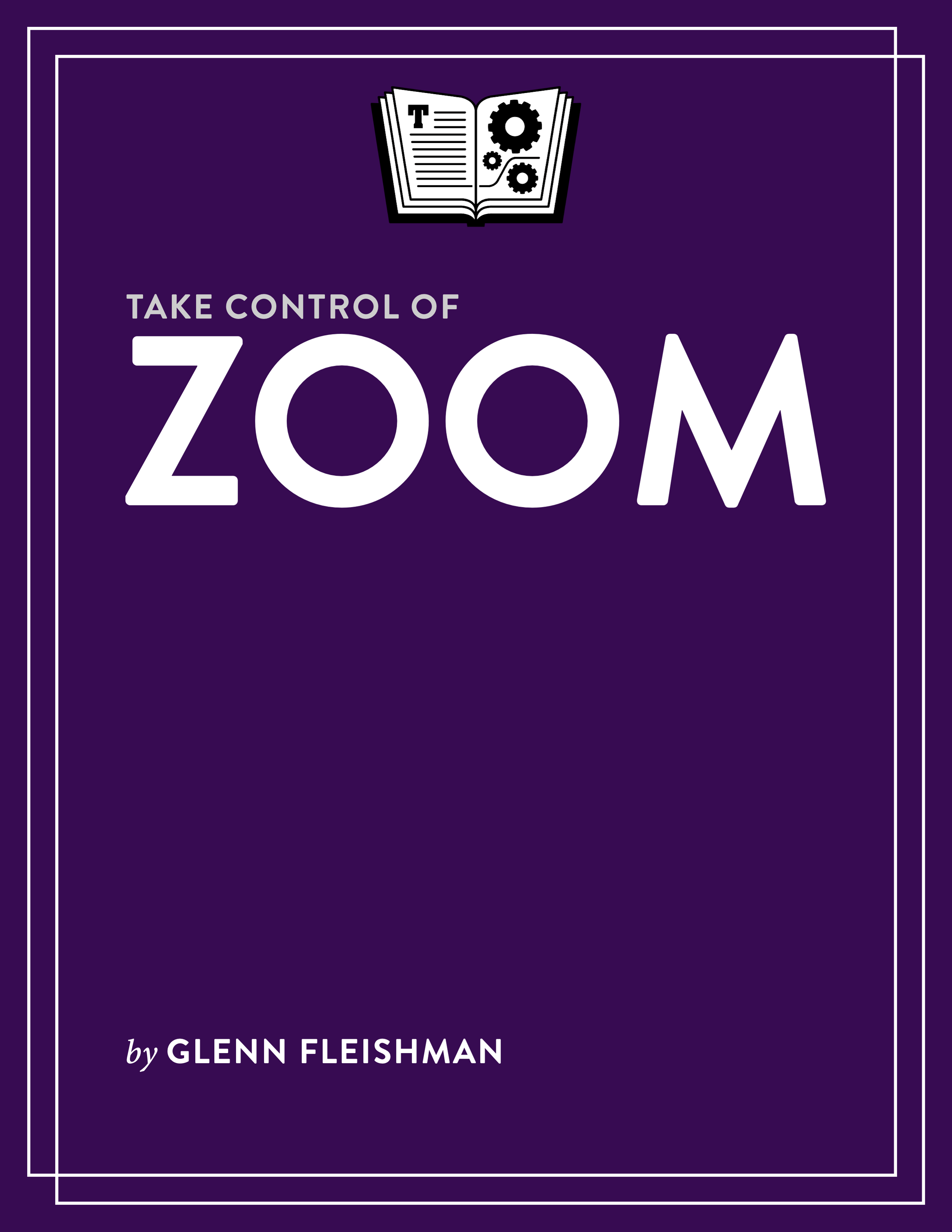 Take Control of Zoom cover