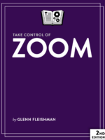Take Control of Zoom 2.0 cover