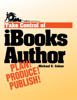 Take Control of iBooks Author