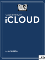 Take Control of iCloud cover
