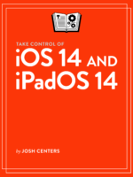 Take Control of iOS 14 and iPadOS 14 cover