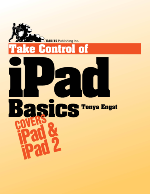 Take Control of iPad Basics